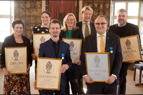 Gastronomiska Akademiens belöningar 2019