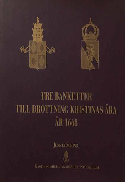Tre Banketter till Drottning Kristinas ära år 1668
